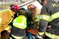Extrication in Progress