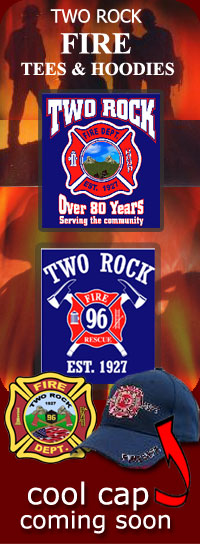 Two Rock Fire Tees and Hoodies